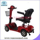 Medizinischer Hochgeschwindigkeitsgebrauch Bwhe802, der elektrischer Strom-Rollstuhl faltet