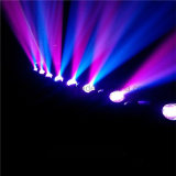 LEDのGoboが付いている移動ヘッド段階ライト