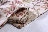 Tela del sofá del telar jacquar de la tela de tapicería de 2017 ventas al por mayor