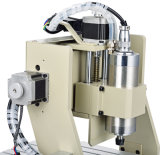 CNCのルーター800W CNC製粉型の彫版機械