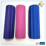 A largo tamaño 90*15cm EVA Yoga Pilates rodillo de espuma sólida