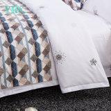 A China por grosso de algodão Deluxe Hotel Tampa de cama de algodão