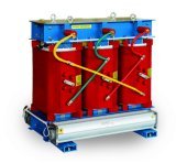 三相マルチ巻上げの乾式の電源変圧器