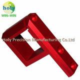 アルミニウム精密機械化のためのベテランの工場CNCの機械化の部品