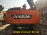 Utiliza maquinaria de construcción Doosan 220LC-7 de la excavadora de ruedas caliente 220LC-7