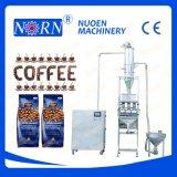 [نوون] فراغ هوائيّة يغذّي آلة لأنّ قهوة