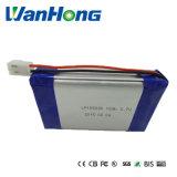 105080pl 10000mAh 3,7В Lipolymer аккумулятор для проверки системы