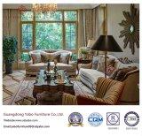 Absatzfähige Hotel-Möbel für Wohnzimmer mit dem Sofa eingestellt (YB-C-5)