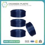 Azul FDY ecológica 900d fibra de polipropileno para la correa