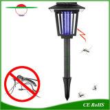 Las luces Double-Use al aire libre de carga solar lámpara iluminando Mosquito-Killing asesino de mosquitos