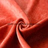 380gsm pelúcias pedaço de tecido de corante para sofá