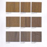 Proveedor de la parte superior de HPL Remica resistente al calor de laminado de madera resistente a arañazos para gabinetes de cocina