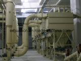 Filtro de tratamento de coletores de pó de pulso para sala de jateamento de areia