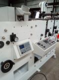 회전하는 2를 가진 기계를 인쇄하는 Flexo는 정지한다 절단 역 (RY-420-1C)를