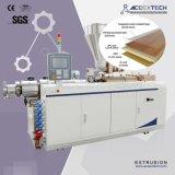 PVC 비닐 마루 장 압출기 기계