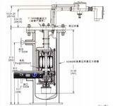 Pomp de Met duikvermogen van de Isolatie van het LNG Cryogene voor Benzinestation