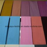 Tessuto del rivestimento del tessuto 45*45 96*72 della casella del tessuto del popeline di cotone e del poliestere