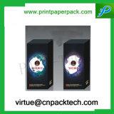 Rectángulo de papel de la impresión del licor de encargo de los rectángulos para empaquetar