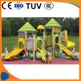 De openlucht Kinderen spelen Centrum (week-A916A)