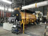 Dispararon Gas Oil fluido térmico Industrial Sistemas de Calefacción por caldera