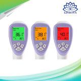 Digital-Thermometer berührungsfreies IR-Baby-Infrarotthermometer-Baby-Stirn-Karosserien-Oberfläche