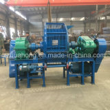 L'axe double Shredder Machine, machine à machine de recyclage de plastique, le déchiquetage