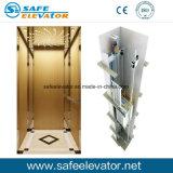 مركزيّ فتحة منزل مصعد, منزل إستعمال دار مصعد