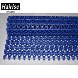 Hairise7100b простая очистка модульный ременный конвейер
