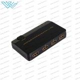 1.4 HDMI 3のポートのBi方向スイッチャの手動スイッチ3D完全なHD 1080P