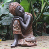 Новая скульптура идола Будды младенца цвета для сбывания