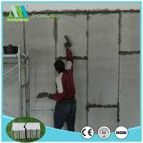 El panel de pared aislado calor de emparedado para el país del golfo