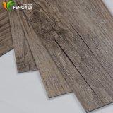 100% нового ПВХ материал нажмите Система дерева виниловые плитки пола