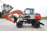 Escavatore idraulico approvato della rotella del Ce