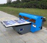 LEIDENE van pvc van het Leer van het glas Ceramische Houten Plastic UV Flatbed Printer