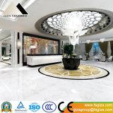 Mattonelle della parete del marmo più calde delle mattonelle di pavimentazione 600*600 con superficie Nano (X6PT884T)