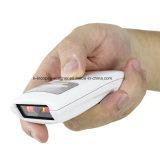 2D Mini Pocket Leser drahtloser Bluetooth Barcode-Scanner für IOS, Android, Windows mit Ce/FCC/RoHS