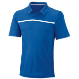 Il Mens casuale del nuovo di modo manicotto di Short mette in mostra la camicia di polo di tennis