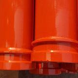 De goedkope Montage van de Pijp van de Concrete Pomp van 4.5mm*3m met Naadloze Sk Flens
