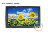 24 Zoll LCD Bildschirmanzeige-Spieler mit USB-Ableiter-Karte (MW-241ABS) bekanntmachend