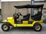 Высокое качество роскошь ручной работы металлическая пластина электрической Vintage автомобиль