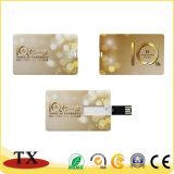 USB пластмассы для диска USB и USB карточки