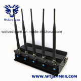 5 고성능 안테나 전화 방해기 & WiFi 방해기
