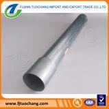 Hohles Stahlkapitel galvanisiertes Stahlgefäß