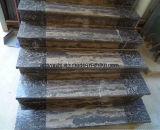 Горячая продажа природного гранита полировка плитки и лестница с быстрой доставке