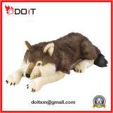 Le Stringere a sé-Parentele su ordinazione della pelliccia hanno piantato i giocattoli di traverso dell'animale domestico del cane farciti peluche di bradipo