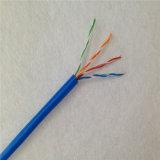 UTP Cat5e CCA Cable LAN Cable Cable de conexión