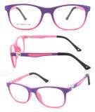 Monture de lunettes optique des enfants Tr90 les plus neufs pour des gosses 180 degrés