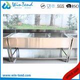 Réservoir commercial de cuisine d'acier inoxydable pour le restaurant