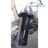 Service OEM géant du vérin hydraulique de 20 tonnes avec bride