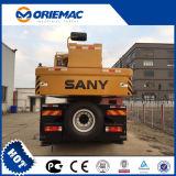 Sany Stc800 80ton 트럭 기중기 망원경 붐 기중기